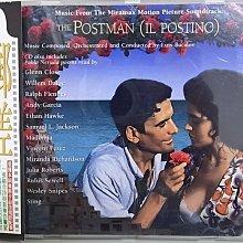 J3484 郵差 THE POSTMAN    電影原聲帶 / 進口版保存新