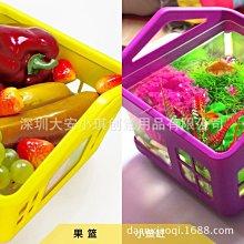 小型龜缸 創意魚缸塑料魚缸烏龜缸水族缸帶曬台帶蓋爬蟲箱禮物
