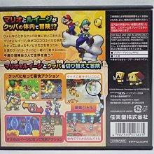 Nintendo DS NDS 瑪利歐與路易吉RPG 3 日版 正品