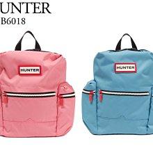 *日本代購*雖然雨靴很熱門但包包也很讚..小巧尺寸大容量HUNTER可愛糖果色尼龍小巧後背包*日本直送免運費