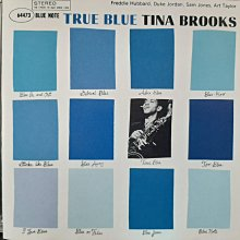 Tina Brooks~True Blue,提納布魯克斯~真藍。