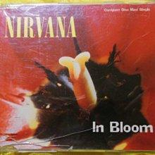 Nirvana 超脫樂團 In Boom單曲