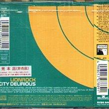 K - LIONROCK - CITY DELIRIOUS - 日版 - NEW