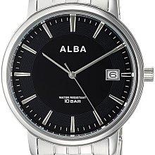 日本正版 SEIKO 精工 ALBA AQGK442 男錶 手錶 日本代購