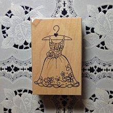 貝登堡印章~G章(GT-4921)玫瑰禮服