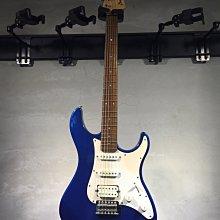 【六絃樂器】全新 Yamaha  PAC 012 藍色電吉他 印尼廠 / 現貨特價