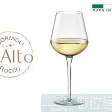 【6小時出貨】InAlto UNO系列 頂級專業品酒專用 強化無鉛水晶酒杯 白酒杯 紅酒杯 380ml 義大利製