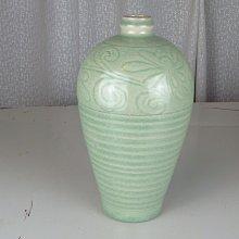 🆕暗花青瓷賞瓶