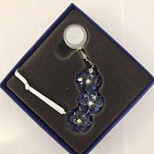 swarovski  斯華洛世奇 限量會員禮品   水晶吊飾  吊鉤上有斯華洛世奇天鵝的LOGO