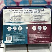 【貓兒美國代購】美國直郵Crest 3D White佳潔士美白牙貼 18對36片裝