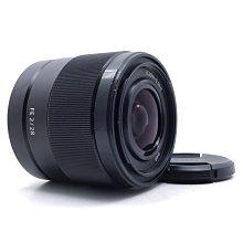 【台中青蘋果】Sony FE 28mm f2 SEL28F20 二手 定焦鏡 鏡頭 #62675