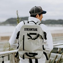 StreamTrail日本境內限定版 100%完全防水後背包STORMY BACK PACK