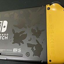 降售switch皮卡丘伊布特仕主機 便宜賣 能搭賣場遊戲手把一同購買