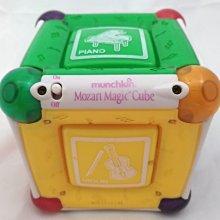 ☆翔祐之家☆ 玩具 Munchkin 莫札特魔術方塊 得獎玩具 (二手) (D)