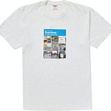 【日貨代購CITY】2020AW Supreme Verify Tee 照片T GOOGLE圖 短袖 開季商品 現貨