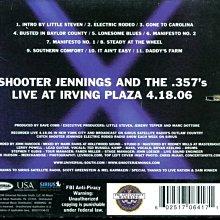 *真音樂* SHOOTER JENNINGS & THE .357S 二手 K0211 (左殼切痕)(清倉.下標賣3)