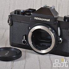 【品光數位】Nikon Nikkomat FT3 BODY 單機身 底片機 全機械式底片相機 #87079