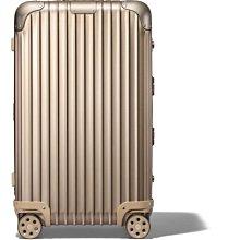 預購含運 RIMOWA ORIGINAL Trunk S 新款26吋託運行李箱/小冰箱。