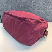一元起標 二手 正品 agnes b. VOYAGE 經典尼龍手提包 側背包 斜背包 旅行袋 原價$9900