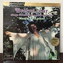 晨雨黑膠【古典】全新荷版Mercury/Evelyn Lear Sings Sondheim And Bernstein