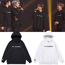 NCT演唱會RESONVNCE周邊同款純棉衛衣