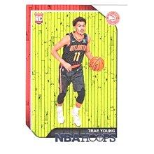 (RC) 倒數10張!Trae Young 漲值保證NBA Hoops Rookie RC Base Cards #250 吹楊 新人RC卡 2018-19
