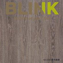 【BLINK】水悅 抗潑水AC4等級超耐磨卡扣木地板 808 南卡黑橡 (連工帶料/坪)