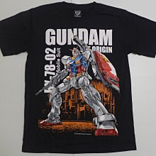 【Mr.17】初代鋼彈 RX7802 GUNDAM THE ORIGIN 漫畫風進口短袖T恤T-SHIRT (N268)