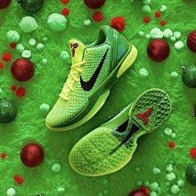 【Basa Sneaker】Nike Kobe 6 Protro Grinch 青竹絲 綠 CW2190-300
