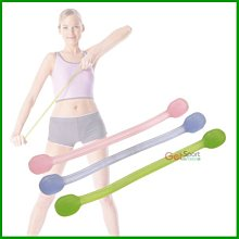QQ彈力繩(果凍繩/抗力繩/拉筋帶/腰酸背痛/Jelly Tube/QQ果凍彈力繩)
