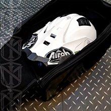 伊摩多※義大利 AIROH AV3BAG 安全帽袋 。黑 手提 側背 提袋 大容量 多層收納 雙拉鍊 透氣孔 越野帽袋