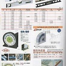 ㊣宇慶S舖㊣ KOD 水平尺 L-120MQ鋁磁 60 其他規格歡迎洽詢