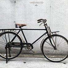 【只租不賣】 川口牌 武車 骨董武車 骨董腳踏車 古董腳踏車 老式腳踏車 (已整新)