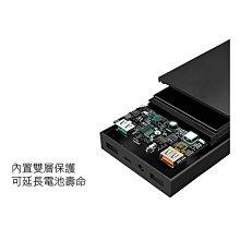 【刀鋒】超薄12000mAh行動電源 通過BSMI認證 防爆聚合物電芯 適用所有手機和平板