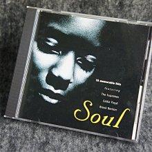 [CD] Soul - 16 memorable hits / 靈魂深處不朽名曲