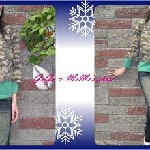 GoGo&MeMe ~俏麗迷彩風短版外套