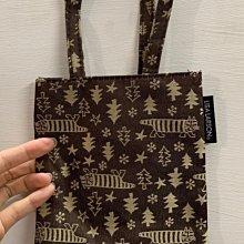 [瑞絲小舖]~日雜自然風亞麻2月號2020附錄Lisa Larson咖色迷你托特包 手提袋 小拎提袋