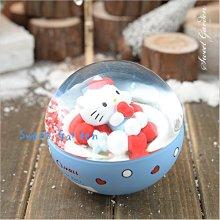 音樂青蛙, 三麗鷗 Hello Kitty滿滿的愛水晶球 擺飾 浪漫可愛 擁抱愛情