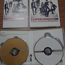 Super Junior-M Me / Super Junior-M首張國語專輯 迷(亞洲特別版CD+DVD) / 保存良好