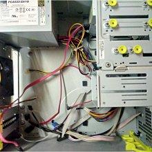 華碩 機殼 含 80PLUS 電源 燒錄機..