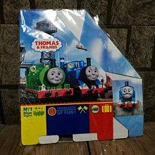 全新正版湯瑪士小火車書報雜誌收納箱