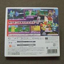 現貨『懷舊電玩食堂』《正日本原版、盒裝》【N3DS】精靈寶可夢 神奇寶貝 Y版(另售珍珠鑽石心靈金靈魂銀白金黑白X版12