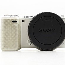 【台中青蘋果競標】Sony NEX-5N 白 單機身 庫存品出售 料件機出售 不提供保固 日文介面 #31117