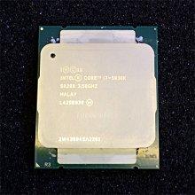 二手 Intel i7-5930K處理器 六核心3.5GHz 2011腳位+Enermax安耐美塔扇 NT$5500