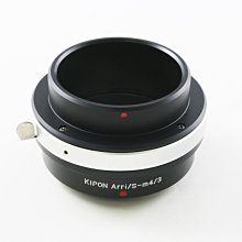 Kipon Arri S阿萊電影鏡頭轉Micro M4/3 OLYMPUS E-PL8 E-M5 E-PL7相機身轉接環