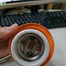 台灣製 OTTO 防咬防燙陶瓷加熱燈組 保暖灯組 保溫加熱器燈套裝 防護灯架MTL-60W(含燈泡60W)每件890元