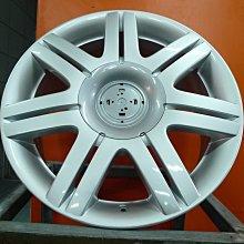 【桃園 小李輪胎】17吋5孔112 VW 福斯 原廠 中古鋁圈 AUDI Skoda ET40以下車系適用