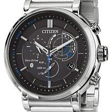 最便宜全新CITIZEN星辰光動能藍芽藍牙腕錶鋼帶版萬年曆潛水表夜光SEIKO精工ORIS卡西歐搭配手機安卓IOS系統BZ1001