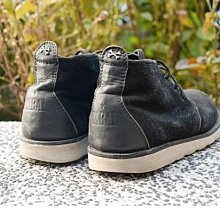 CABAL WORK BOOTS 黑色麂皮休閒靴「街頭休閒」 100% 公司貨正品  US 10.5 - 11