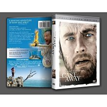 「荒島余生/浩劫重生」湯姆漢克斯.含導評.盒裝高清DVD碟片